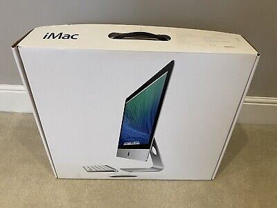 Apple iMac MF883LL/A 4th Gen. 21.5 Inch 500 GB HDD Desktop Computer - Mid 2014
