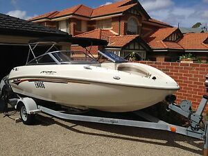 Sugar Sand Mirage Jet/Ski Boat Mount Pleasant Melville Area Preview
