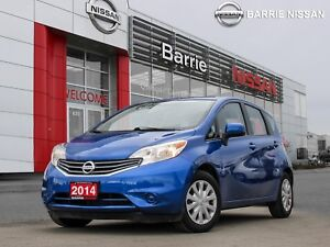2014 Nissan Versa Note 1.6 SV MANAGERS SPECIAL