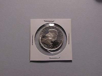 1965 Czechoslovakia 10 Korun Silver Proof Coin Jan Hus John Huss Czech Reformer