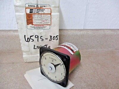 Gebrownell 26629 Electro Ac Kilovolts Meter Modified 103021pzwz 17831j