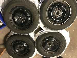 Goodyear winter tires 205/65/15
