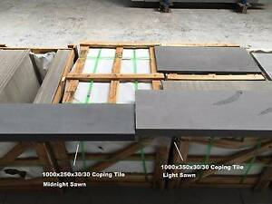 Bluestone Coping Tiles - Various Sizes Available Thomastown Whittlesea Area Preview