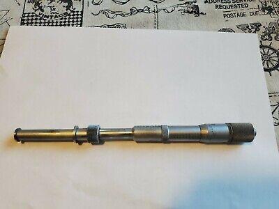 Mitutoyo 0-1 Inside Groove Micrometer 146 104
