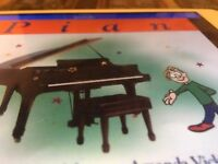 PRIVATE PIANO LESSONS FOR CHILDREN. RCM. Class lessons