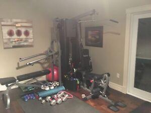 Home gym, bodycraft