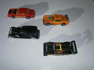 Hot Wheels Cars x 3