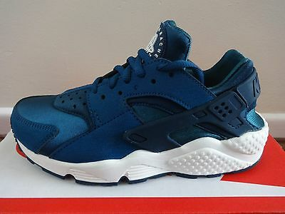 Nike Air Huarache Run womens trainers 634835 400 uk 3 eu 36 us 5.5 NEW IN BOX
