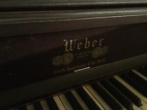 Antique Player Piano  $150