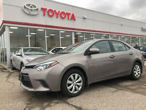 2016 Toyota Corolla Sold... Pending Delivery