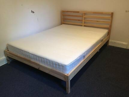 SINGLE TARVA BED FRAME - LOVELY CONDITION   Beds   Gumtree Australia ...