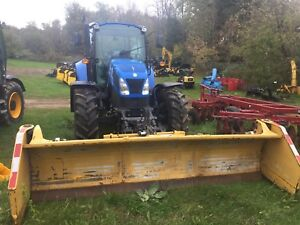 New Holland T5.115 Tractor SNOW RENT