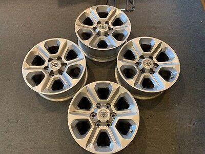Toyota 4Runner Standard Alloy Wheels 17-inch 6-spoke