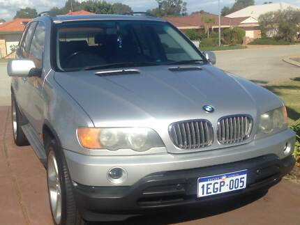 2001 BMW X5 Wagon ( Price Reduced due for a quick sale) Cooloongup Rockingham Area Preview