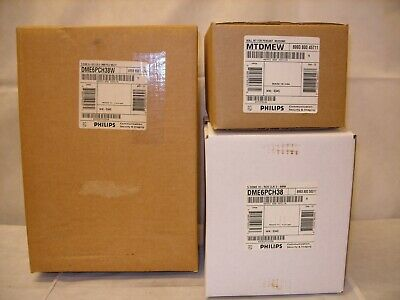 Bosch Philips Fixed Dome Cctv Surveillance Camera Mount Kit Dme6pch38w - Nos