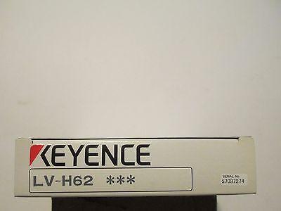 Keyence Lv-h62 Laser Sensor