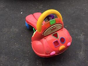 Toddler size ride on toy