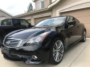 2012 INIFINTI G37XS  AWD COUPE  Clean title  330HP REMOTE START