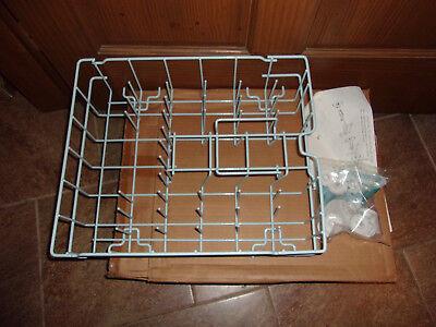 Dishwasher Lower Dishrack Assembly GENUINE OEM 5303943135, 5303943136 w/ Rollers