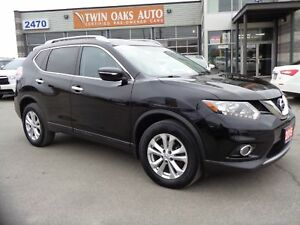 2015 Nissan Rogue SV|AWD|PANO-ROOF|BACK-CAM|BLUE-TOOTH|CERTIFIED