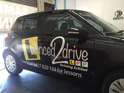 Automatic driving lessons with female instructor  Coorparoo Brisbane South East Preview