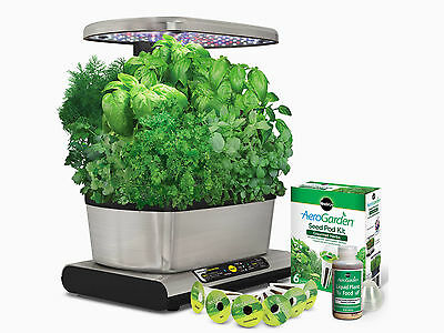 How to decorate with plants without a green thumb ebay for Indoor gardening kit green toys