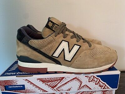 New Balance M996PR - MINT - Size 9.5 Made In The USA - Tan/Leather