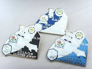 Derby-Jan-Feb-Away-2013-14-v-Leicester-Blackburn-Sheffield-Wednesday-Match-Badge