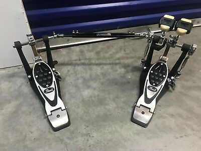 - Pearl Eliminator STRAP DRIVE Double Bass Drum Pedal