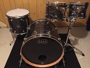 DW Performance Series Black Diamond Kit