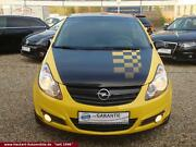 Opel Corsa D Color Race Sport 100PS,TÜVneu,Scheckheft