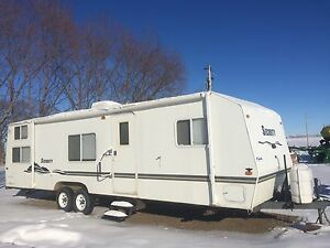 2003 30ft Security Travel Trailer