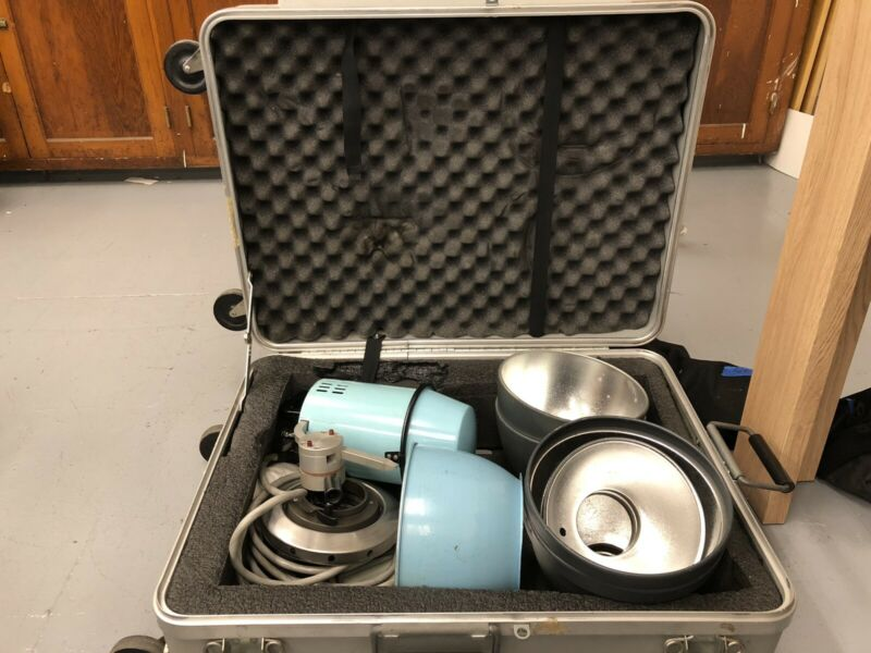 (Local Pickup) As-Is Broncolor Flashman 2 Power Supply Strobe Light Studio