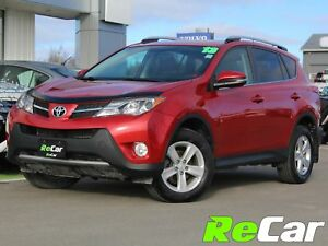 2013 Toyota RAV4 XLE FWD | HEATED SEATS | WARRANTY TO 200K