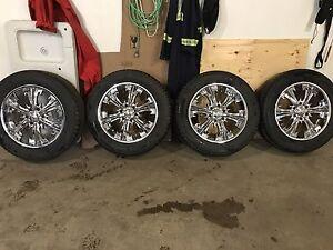 "20"" Wheels GMC/CHEVY"