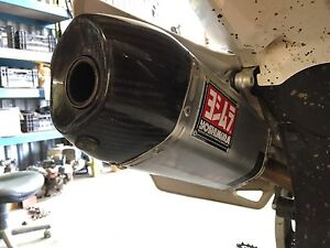 Yoshimura rs9 exhaust for crf250r