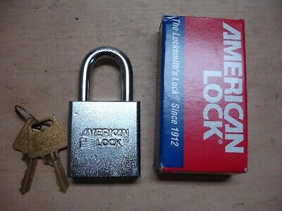 American Lock Padlock --series 5200--12 Shackle--ka Or Kd
