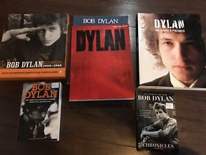 Bob Dylan Book Collection