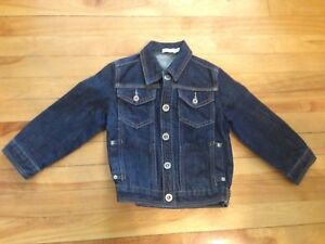 Size 3 Jean Jacket - Brand New Condition