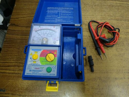 BK 307A Analog Insulation and Continuity Meter