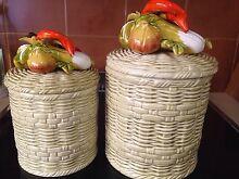 Kitchen Jars Mount Nasura Armadale Area Preview