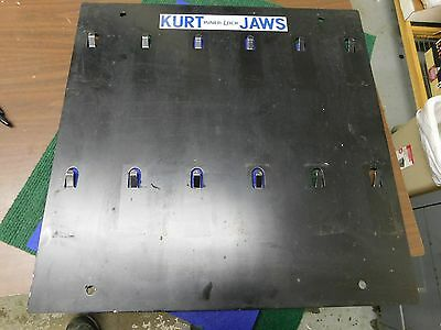 Kurt Vise Jaw Rack