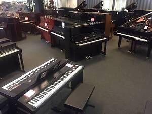 YAMAHA AND KAWAI UPRIGHT PIANOS FROM $2495 Adelaide CBD Adelaide City Preview