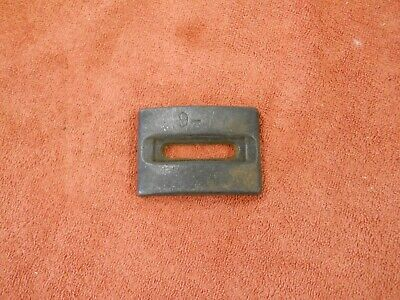 Craftsman Atlas 10 12 Lathe Tailstock Bed Clamp 9-7