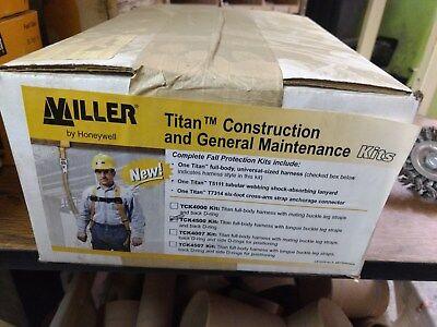 Miller Tck4500 Titan Construction Fall Protection Kit