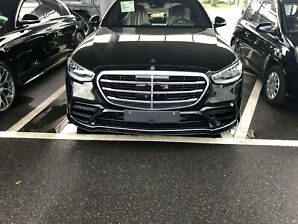S 500 4M Long BRABUS BLACK / RED EXCLUSIVE