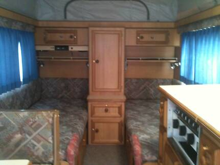 13 FT OFF ROAD POP TOP CARAVAN Malanda Tablelands Preview