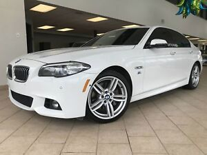 2014 BMW 535i xDrive MSport + Executive Pack GPS Camera 360