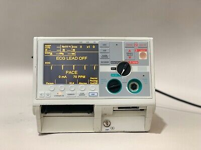 Zoll M Series Biphashic Co2 Spo2 Mfc Ecg Nibp Printer