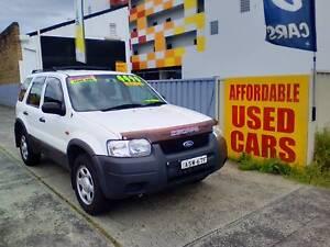 2004 Ford Escape Wagon 1 Year Warranty Woy Woy Gosford Area Preview